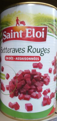 Betteraves rouges en dés assaisonnées - Product - fr