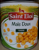 Maïs doux tendre -