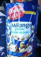 Mélange Graines Grillées et Salées - Product