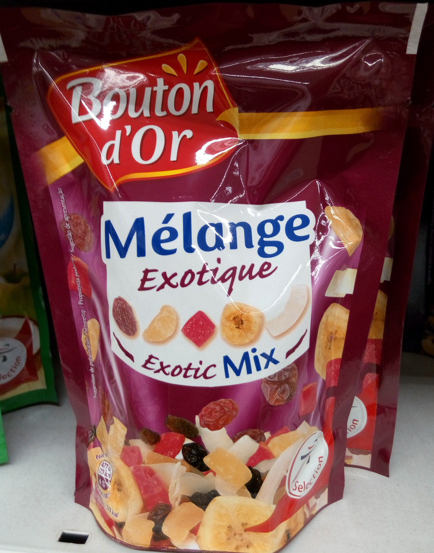 Mélange exotique - Product - fr