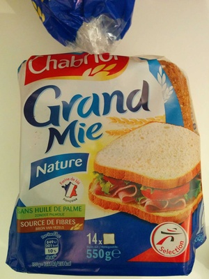 Grand mie nature - Product