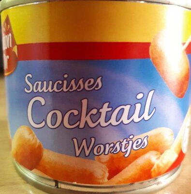 Saucisses cocktail - Produit