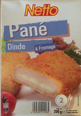 Croque Fromage de dinde - Produit - fr