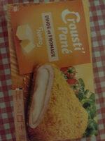 Croque Fromage de dinde - Ingrédients - fr
