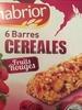 Barres céréales Fruits rouges - Produit