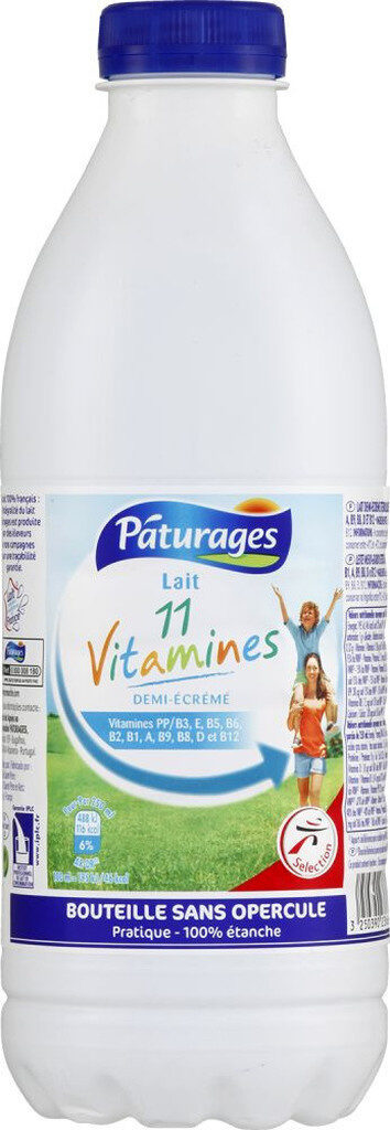 11 vitamines - Produit - fr
