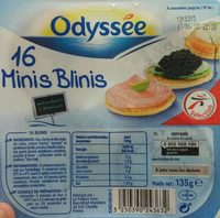 Minis Blinis - Product - fr