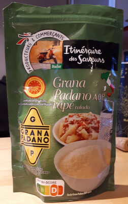 Grana Padano AOP râpé - Produit - fr