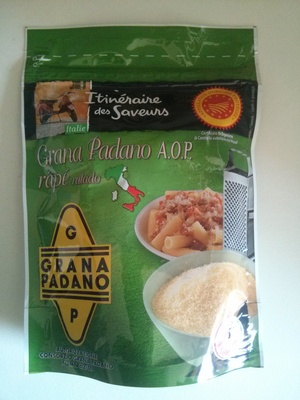 Grana Padano AOP - 100 g - Itinéraire des Saveurs - Produkt