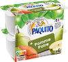 Dessert de fruits pomme poire - Product