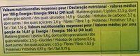 Pâturages Printendre Ail et Fines herbes - Voedingswaarden - fr