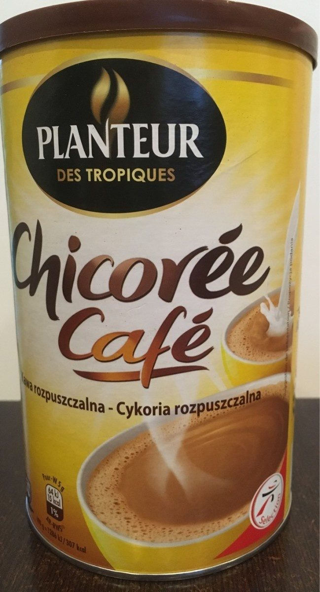 Chicorée Café Planteur Des Tropiques 250 G