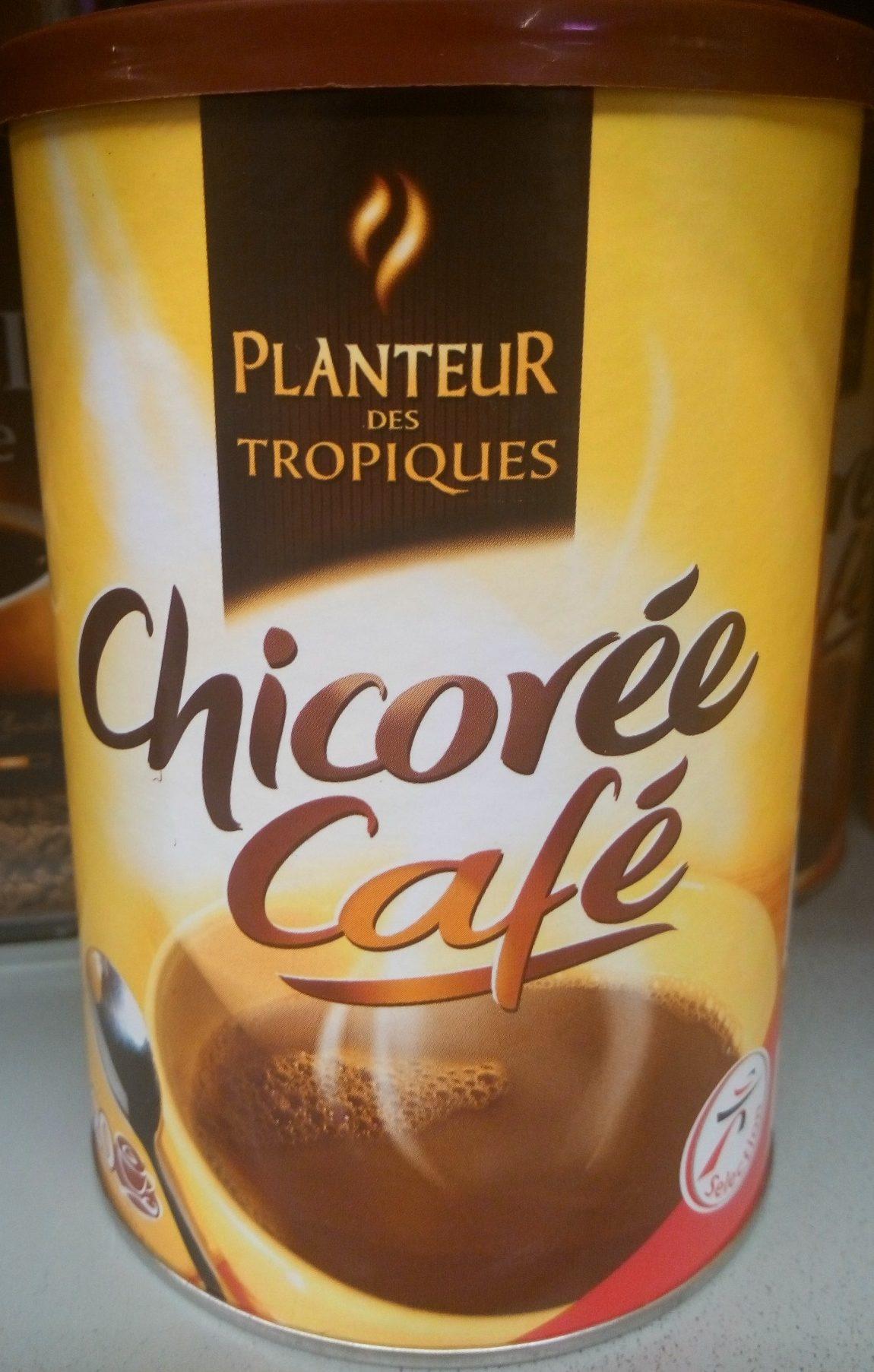 Chicorée Café Planteur Des Tropiques 100 G