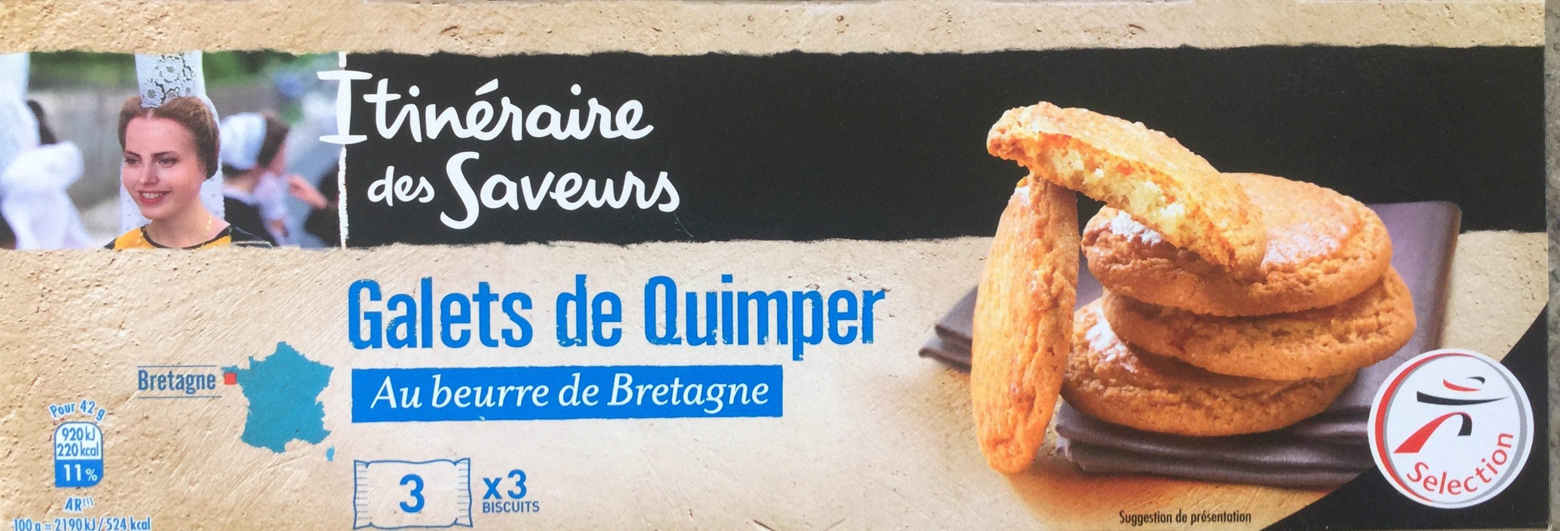 Galets de Quimper - Product