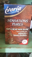 Sensations pures - Product