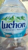 eau minérale naturelle de luchon - Product - fr