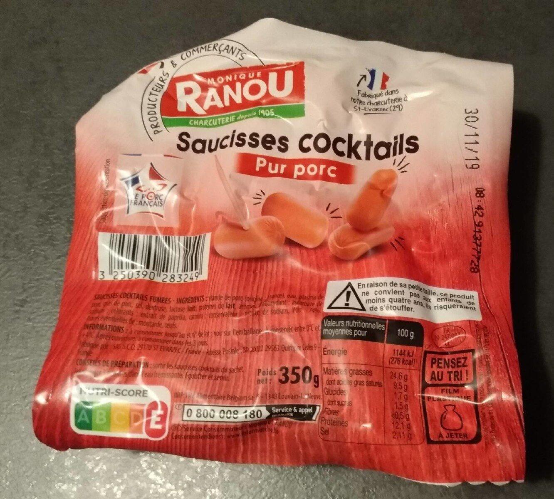 Ranou Scsse Cocktail Fume - Produit - fr