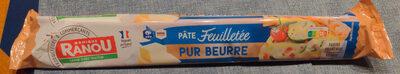 Pâte Feuilletée Pur Beurre - Product - fr