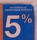 Steak haché Boeuf 5% - Informations nutritionnelles - fr