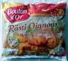 Rösti Oignons - Produit
