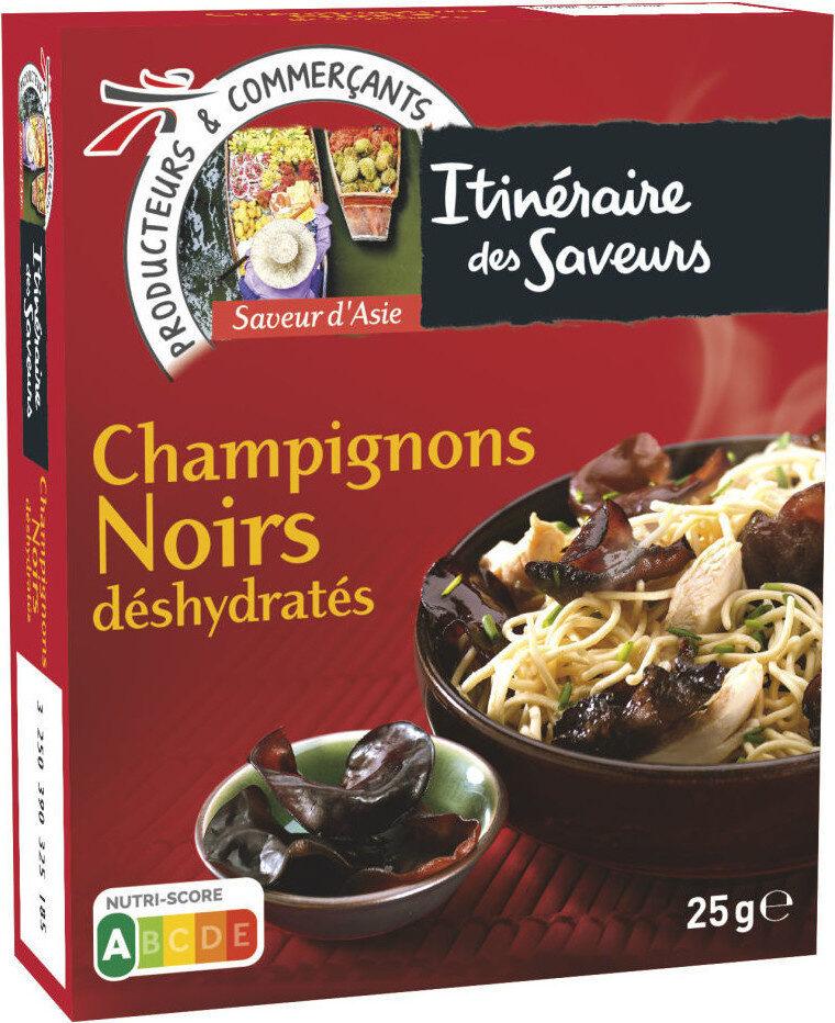 Champignons noirs déshydratés - 产品 - fr