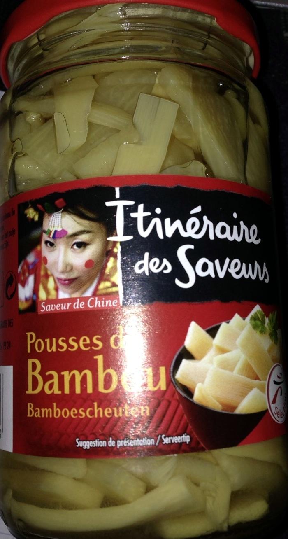 Pousses de bambou - Product
