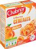Barres de céréales abricot - Product