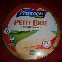 Petit Brie Pâturages - Produit