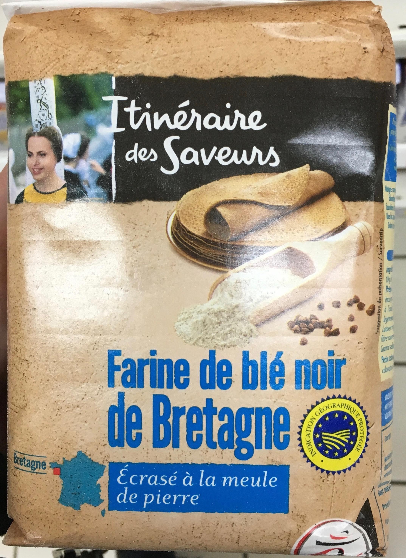Farine de blé noir de Bretagne - Product - fr
