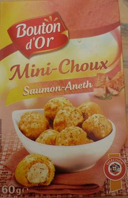 Mini-Choux Saumon - Aneth - Product