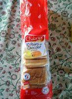 10 pains au chocolat au levain - Produit - fr