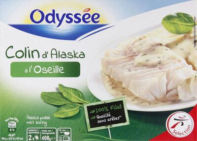 Colin d'Alaska à l'Oseille MSC - Product - fr