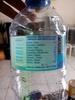 eau minérale naturelle - Produit