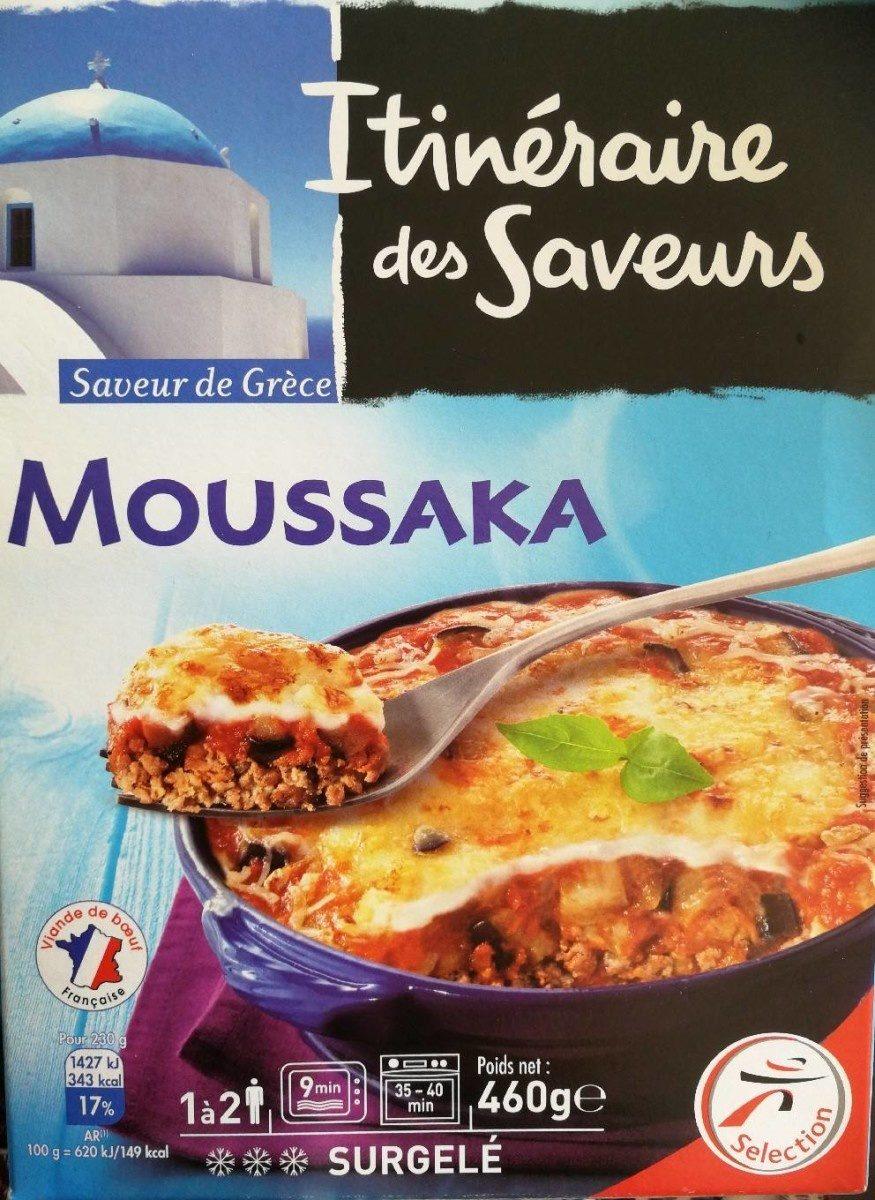 Moussaka - Produit