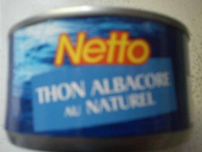 Thon albacore - Prodotto - fr