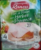Filets de Poulet aux Herbes de Provence - 4 Tranches - Produit