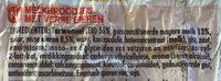 Pains au lait aux œufs frais - Ingrediënten - nl