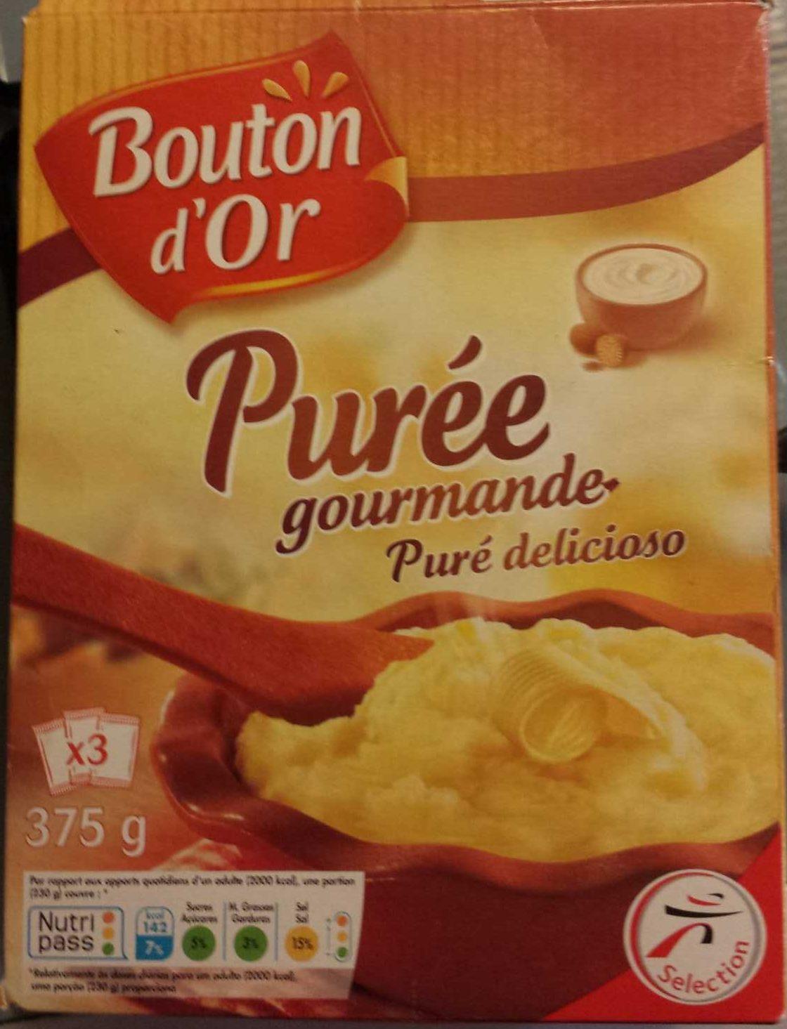 Purée gourmande - Product - fr