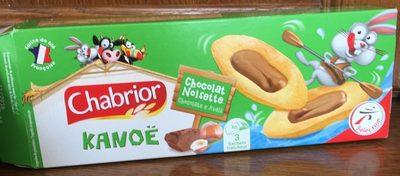 Kanoë parfum chocolat noisette - Produit - fr