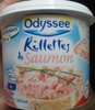 Rillettes de saumon - Product