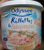 Rillettes de saumon - Product