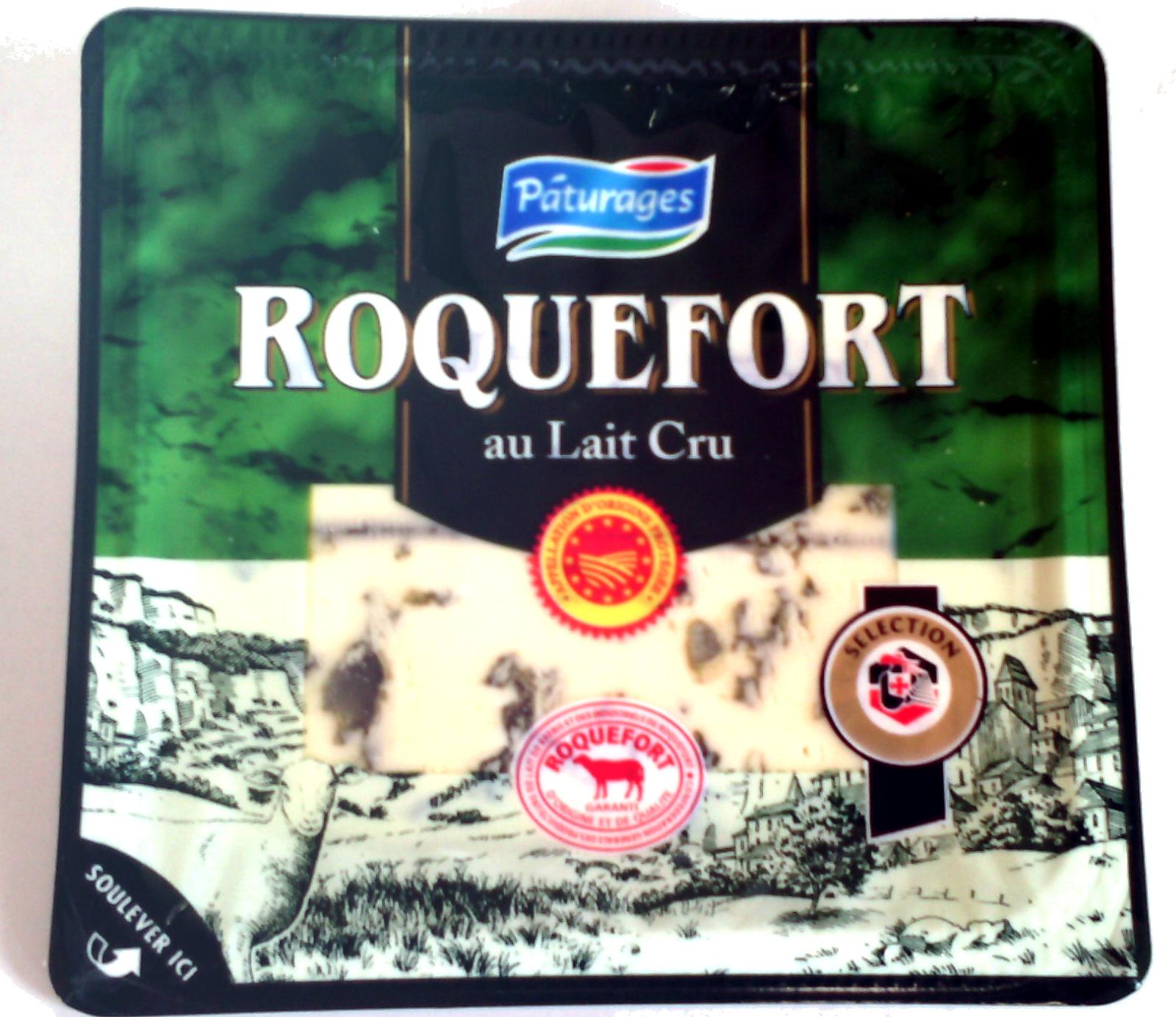 Roquefort AOP Au Lait Cru (32 % MG) - Produit - fr