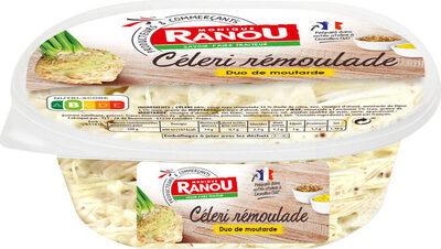 Céleri rémoulade duo de moutarde - Prodotto - fr