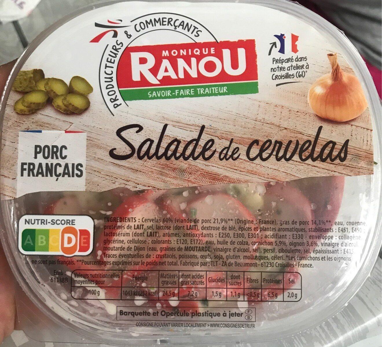 Salade de cervelas - Produit