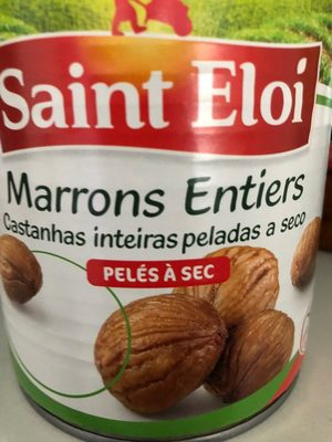 Marrons entiers - Product