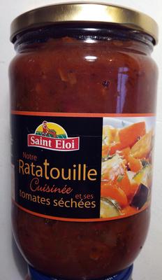 Notre Ratatouille Cuisinée et ses tomates séchées - Prodotto - fr