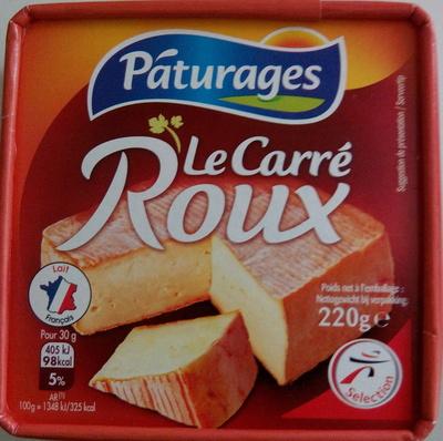 Le Carré Roux (27 % MG) - Product