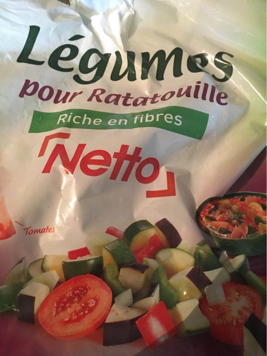 Sauvanet Legumes Pour Ratatouille Surgele - Product - fr