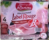 Mon Gourmand Label Rouge avec couenne - Product