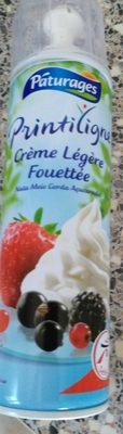 Crème fouettée légère - Product
